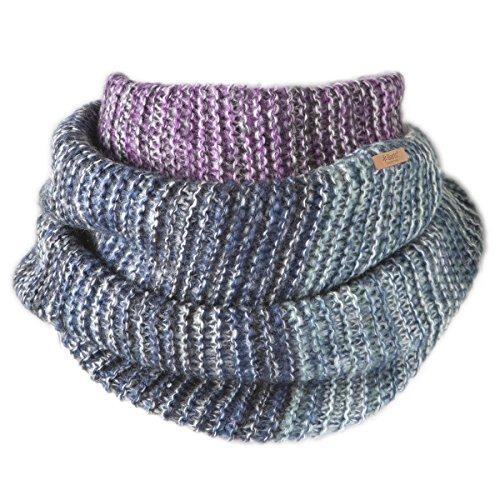 Sacha Col Sciarpa ad Anello Barts sciarpa a maglia sciarpa infinita Taglia unica - blu
