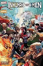 Inhumans vs X-Men nº1 de Charles Soule