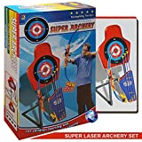 Best Archery Bows - Laser Bow Arrow Super Archery Set Children Kids Review