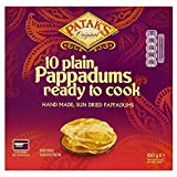 Best Plains Walkers - Patak's Plain Ready to Cook Pappadums Review