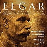 Elgar: Piano Quintet - Sea Pictures