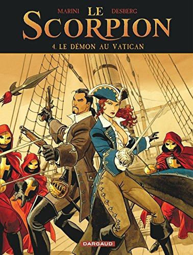 Le Scorpion - tome 4 - Le Démon au Vatican par Desberg Stephen