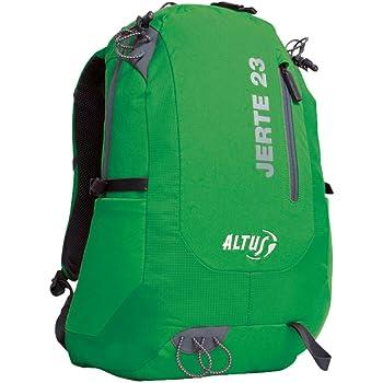Altus Jerte 23 - Mochila, Unisex, Color Verde, Talla única