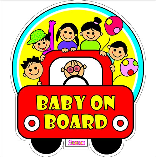 Blossom Child Proofing's Baby on Board 3
