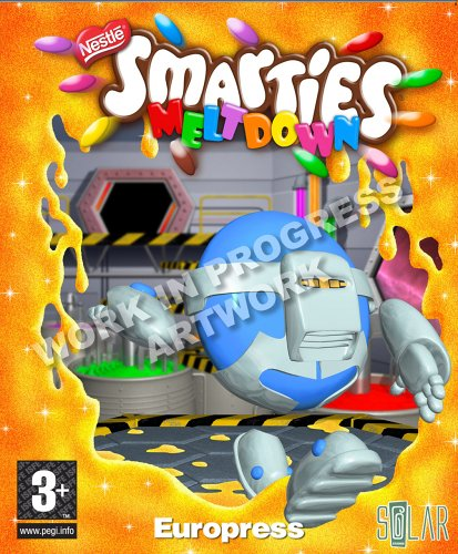 smarties-meltdown-ps2-import-anglais
