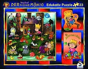 Schmidt Spiele - Puzzle con Marco de 23 Piezas