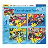 Ravensburger Kinder Puzzle Box | 4 in 1 | Micky Maus Legespiel