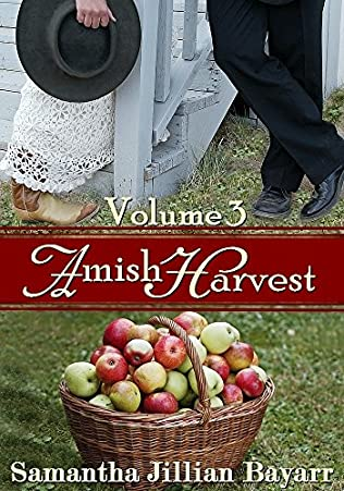 book cover of Amish Harvest: Volume Three