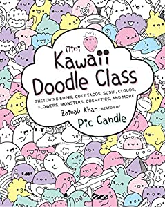 Mini Kawaii Doodle Class: Sketching