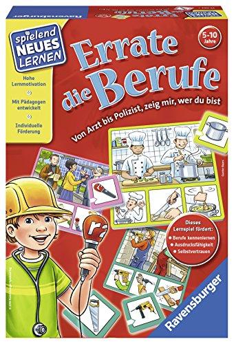 Ravensburger Spiele 25062 - Spielend Neues Lernen: Errate die Berufe