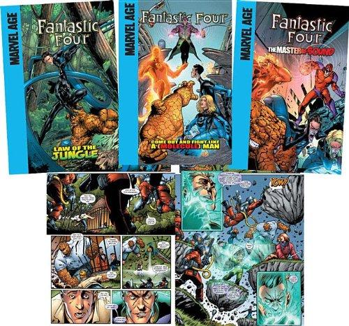 Fantastic Four Set II