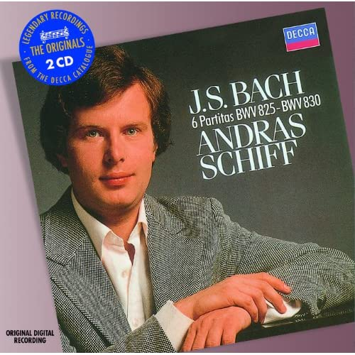 J.S. Bach: Partita No.5 in G, BWV 829 - 6. Passepied
