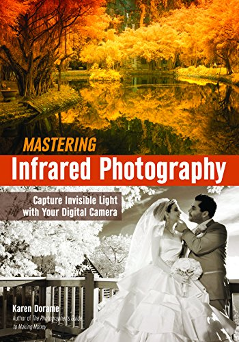Mastering Infrared Photography: Capture Invisible Light with A Digital Camera (English Edition)