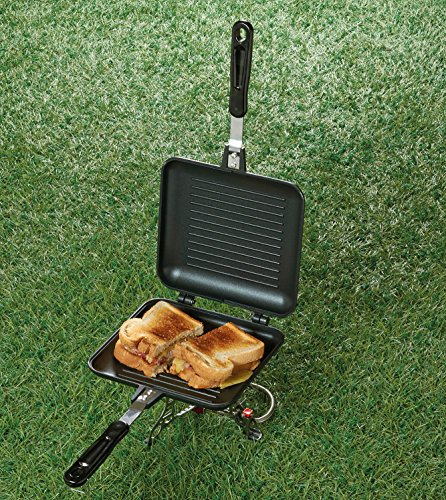Bright Spark Toaster ~ Tf gear camping sandwich toaster grill cooks toasties
