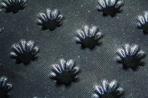 Silform Tartelettes cannelées professionnelles 600 x 400 mm, à 40 Empreintes Ø 46 x prof 15 mm