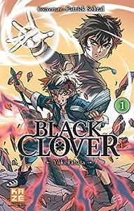 Black Clover Edition limitée Tome 1