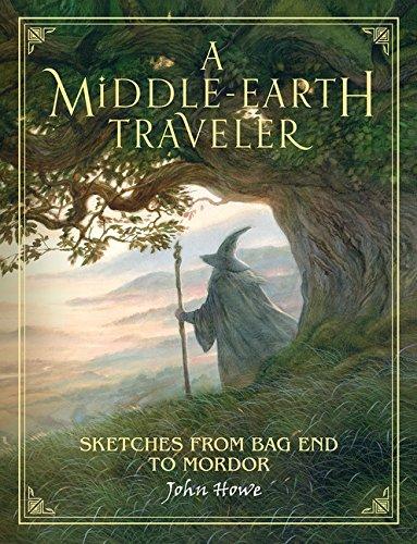 A Middle-Earth Traveler: Sketches from Bag End to Mordor por John Howe