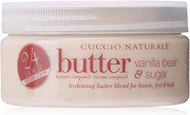 Cuccio Naturale Vanilla Bean & Sugar Butter 240ml