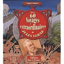 LES 60 VOYAGES EXTRAORDINAIRES DE JULES VERNE