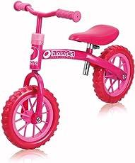 """Hauck T81004 E-Z Rider 10, 10"""" Laufrad, bubble pink"""