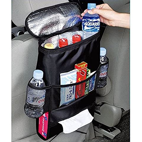 Ford Cougar Back Seat Organiser Insulation Cool Bag Food Store