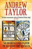 Andrew Taylor 2-Book Collection: The American Boy, The Scent of Death (English Edition)