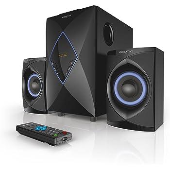 Creative SBS-E2800 2.1 High Performance Speakers System (Black)