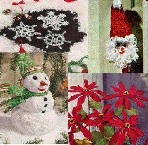 Albero Di Natale Alluncinetto Semplicissimo.Decorazioni Natalizie Uncinetto 5 Schemi Semplici Per Te Donnaclick