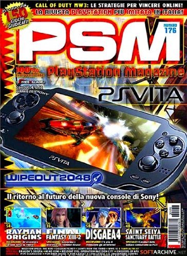PSM-PLAYSTATION MAG. USA [Jahresabo]