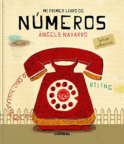 Portada del libro Números (Mi primer libro de...)