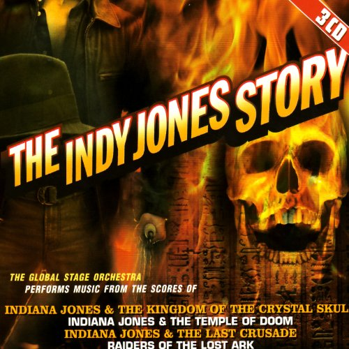 Temple Ruins And The Secret Revealed (Music From Indiana Jones And The Kingdom Of The Crystal Skull)