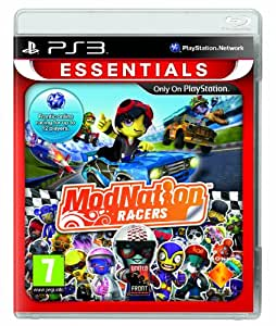 Modnation Racers: PlayStation 3 Essentials (PS3)