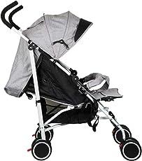 Little Olive Sunshine Light Weight Baby Stroller (Grey)