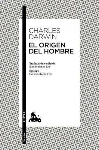 El origen del hombre por Charles Darwin