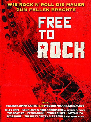 Free To Rock Cover