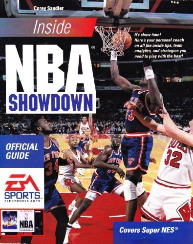 Inside NBA Showdown (Official Strategy Guides) por Corey Sandler