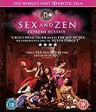 Locandina 3D Sex & Zen: Extreme Ecstasy - with 3D glasses [Blu-ray]