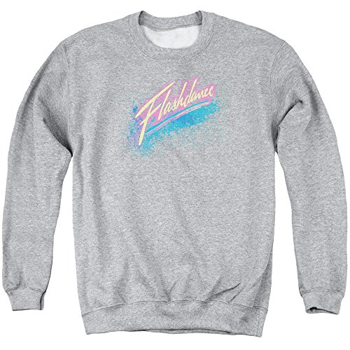 Flashdance - Official Mens Spray Logo Sweater