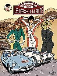 Les enquêtes auto de Margot, tome 2 : Les Déesses de la route
