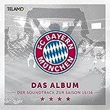 """FC Bayern München """"Das Album - Der Soundtrack zur Saison 15/16"""""""