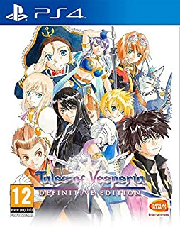 Tales Of Vesperia - Definitive Edition (B07DPG4MJY) | Amazon Products
