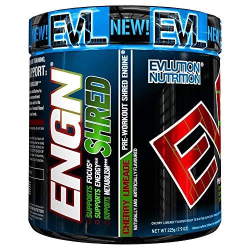 Evlution Nutrition ENGN SHRED Cherry Limeade 30 serving