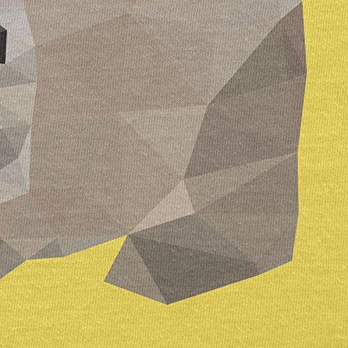 Texlab–Poly Bunny–sacchetto di stoffa Gelb
