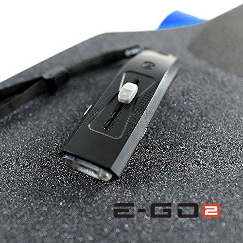 Yuneec EGO 2 E-Longboard Royal Wave + Helm + Zubehör Elektro Longboard E-GO 2 -
