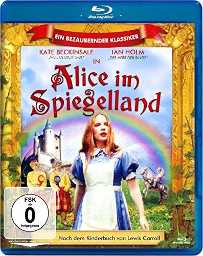 Alice im Spiegelland [Blu-ray]