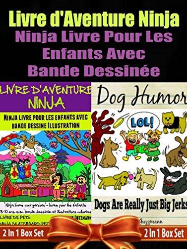 Livre dAventure Ninja: Ninja Livre Pour Les Enfants: Livre ...