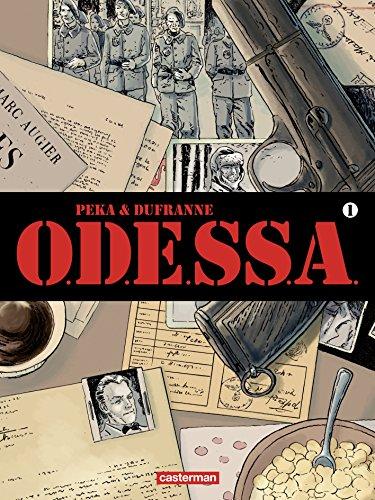 O.D.E.SS.A. (Tome 1) (ODESSA)