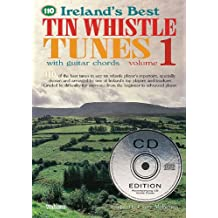 Ireland's Best Tin Whistle Tunes: With Guitar Chords