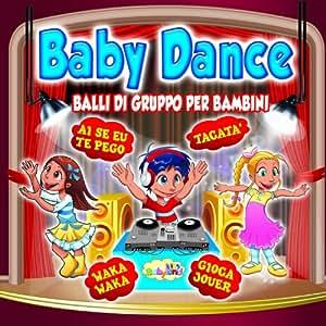 baby dance balli di gruppo per bambini compilation