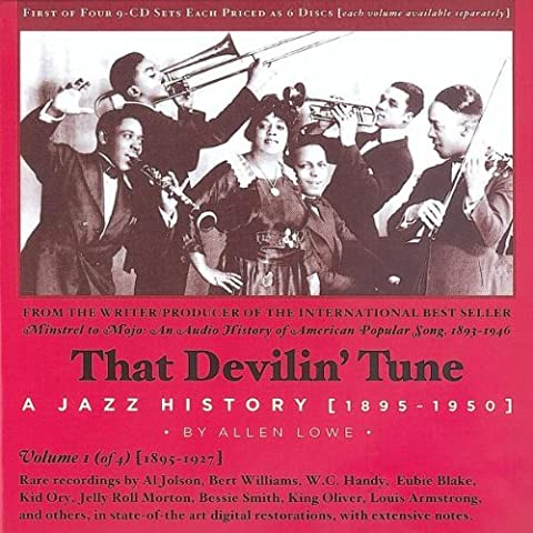 That Devilin Tune Vol.1 - A Jazz History (1895-1927)